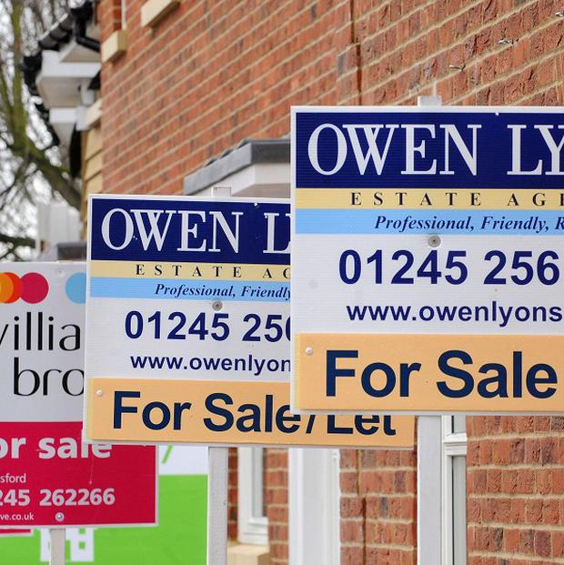 The number of mortgages approved for people buying a home dived during January