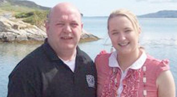 Pics of DUP candidate Sharon Skillen( 23) with boyfriend Tommy 'Tinker' Taylor