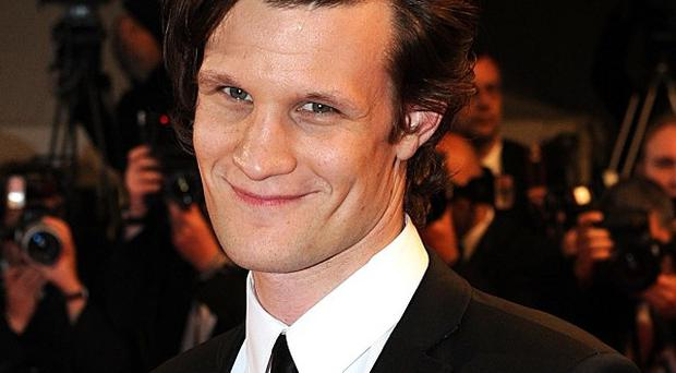 Matt Smith was dubbed 'Doctor Who' at university