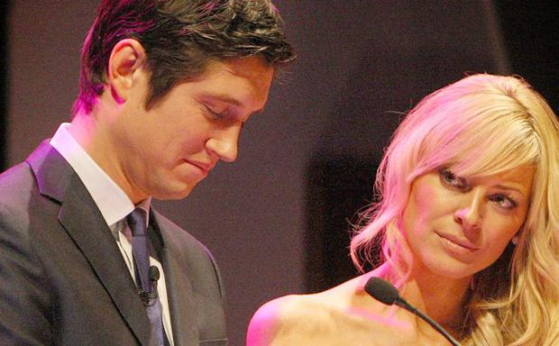 Vernon Kay and Tess Daly present the Prince's Trust Celebrate Success Awards, at the Odeon Leicester Square, London.