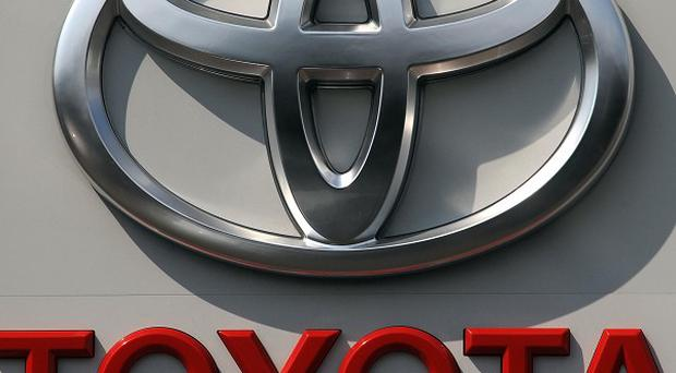Toyota is being sued by relatives of a family killed in a high-speed crash in the US