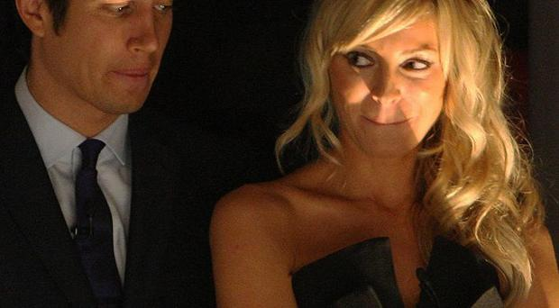 Vernon Kay and Tess Daly at the Prince's Trust Celebrate Success Awards in London