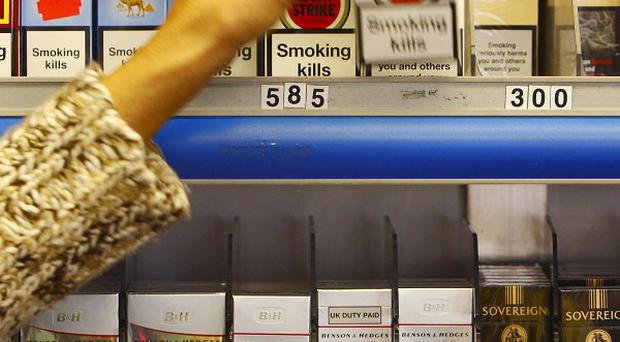 An Irish law setting minimum retail prices for cigarettes has been ruled illegal