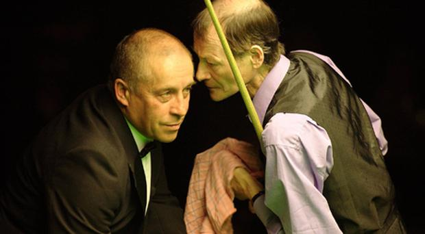 <b>ALEX HIGGINS </b> Until the robotic Stephen Hendry turned up as a 21-year-old world snooker champion in 1990, Alex
