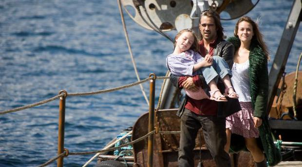 Something fishy — Colin Farrell, Alicja Bachleda and Alison Barry star in Ondine