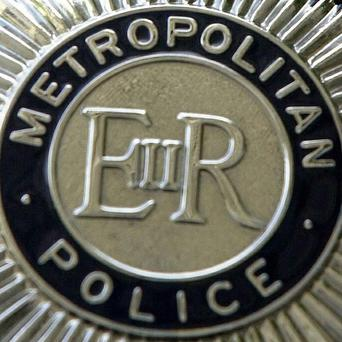 An unidentified man was found fatally injured in Walthamstow High Street, east London