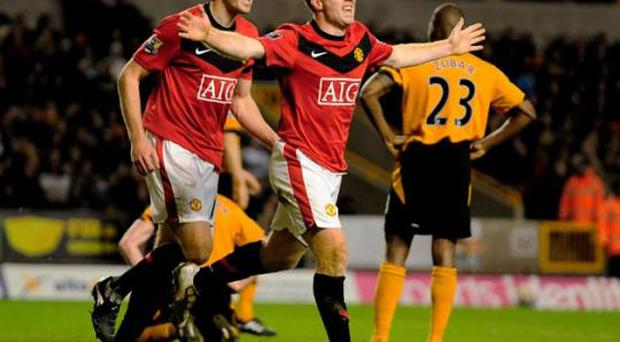 <b>Paul Scholes - 100 goals</b> The Manchester United midfielder bagged his 100th Premier League goal against Wolves at the weekend. It marks yet another milestone in the maestro's incredibly successful career and he becomes the third United player this season to hit the century mark.
