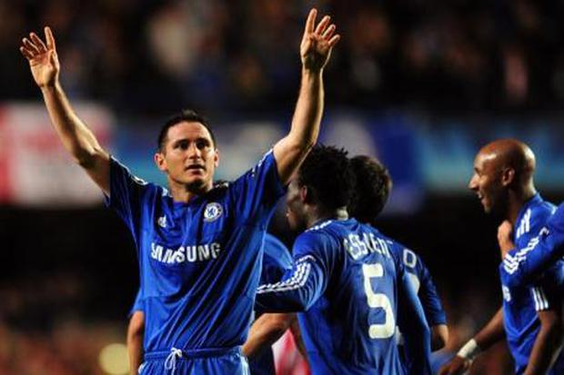 Lampard has made a habit of scoring goals from outside the box. The vast majority came at Chelsea while a few were during his time at West Ham.