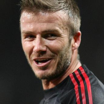 David Beckham ruled out of the World Cup after tearing his Achilles tendon