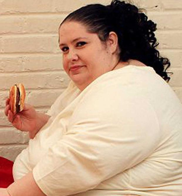 Super-size me: Donna Simpson wants to be world's fattest woman