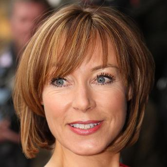 Sian Williams claimed she would present her TV show naked