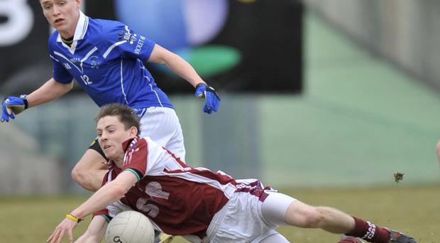 MacRory Cup Final 17/3/2010: Omagh CBS vs St. Coleman's Newry.