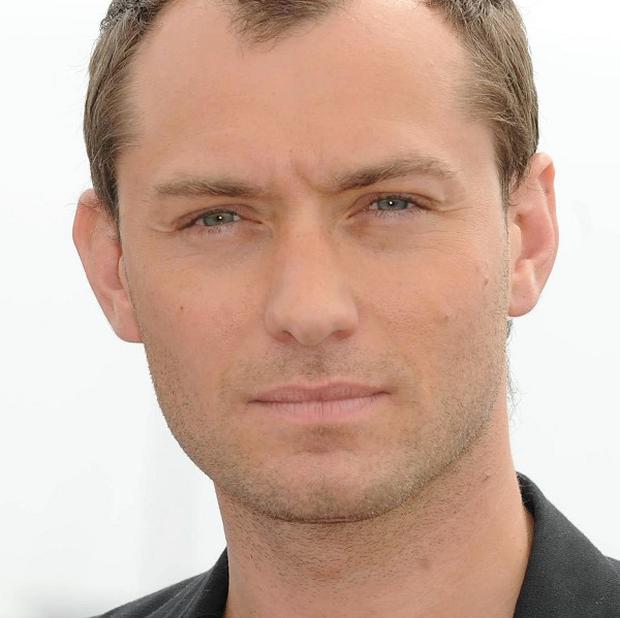 Jude Law is in the running for a Laurence Olivier Award