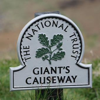 Work is to start on tourist facilities at the Giant's Causeway
