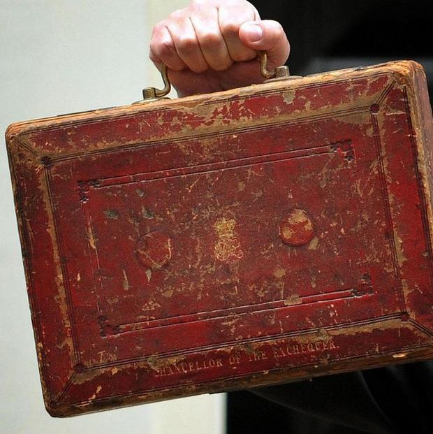 Boxing clever: Chancellor Alistair Darling has unveiled his 2010 Budget