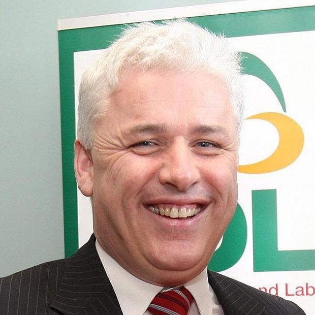 Former TV journalist Fearghal McKinney will fight for an SDLP seat in Westminster