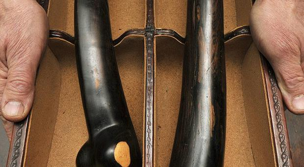 Two 18th century sex toys fetched 3,600 pounds at an auction