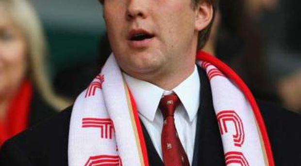 <b>Tom Hicks Jr v Liverpool fan</b><br/> Liverpool director Tom Hicks Jr was forced to resign from the board of both Liverpool football club and parent company Kop Holdings earlier this season. He also made a public apology for his