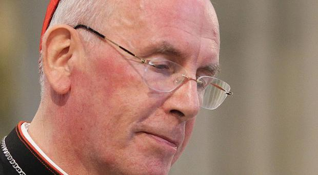 Cardinal Sean Brady wants a just resolution in a court case being taken against him by an alleged victim of clerical abuse by a priest