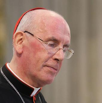 Cardinal Sean Brady will not be forced to resign, his spokesmna said