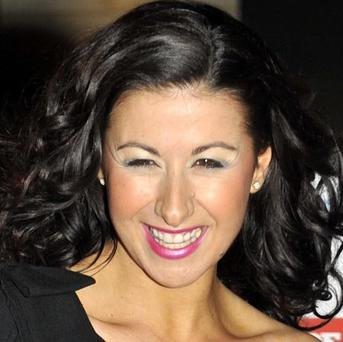 Hayley Tamaddon has been crowned Dancing on Ice champion