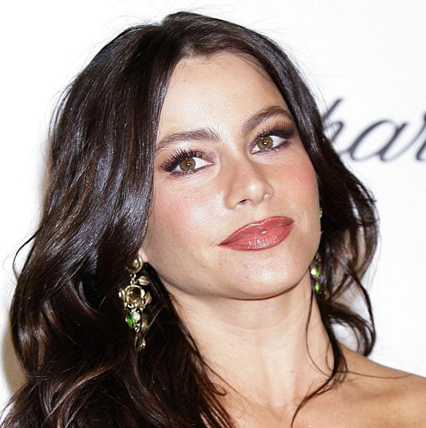 Sofia Vergara has joined the Smurfs movie