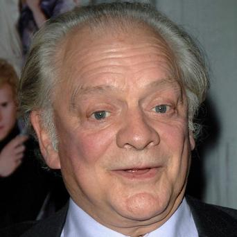 Sir David Jason played one last prank on John Lyons