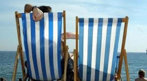 Older people are more at risk of getting skin cancer after cheap holidays in the 1970s