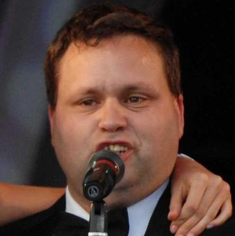 A film about Paul Potts has been axed