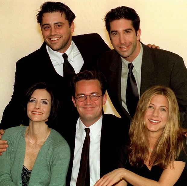 The final moment of Friends has been ranked the most emotional moment in TV entertainment