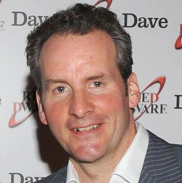Chris Barrie doesn't think he'll be in Tomb Raider 3
