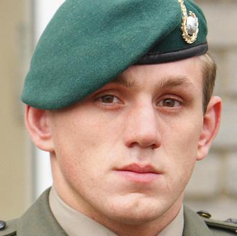 Royal Marine Commando Captain Jody Wheelhouse has been sentenced for assaulting an Afghan prisoner detained on suspicion of planting a roadside bomb