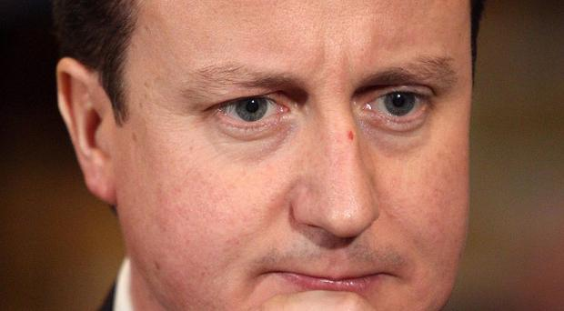David Cameron has said that the time-limit for abortions should be cut