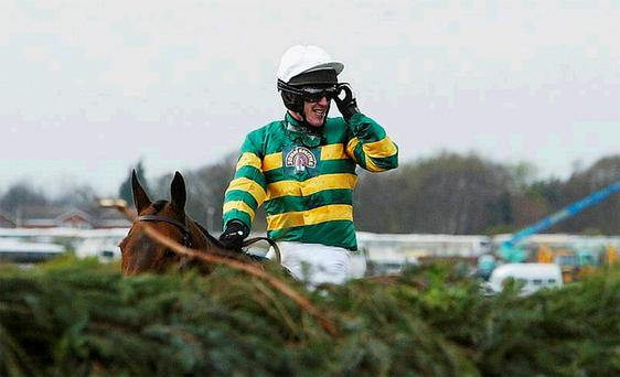 Grand National winner: Tony McCoy