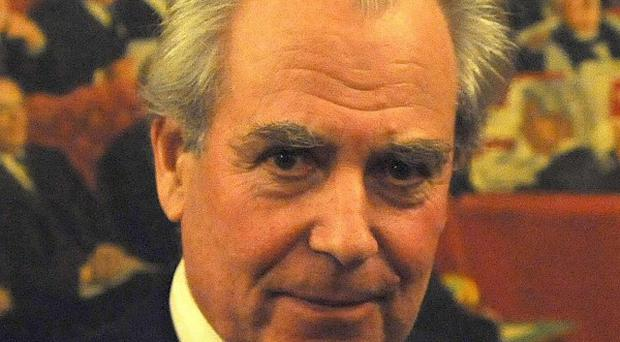 Ukip leader Lord Pearson in claims about Tory backer