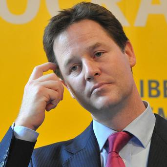 Liberal Democrats leader Nick Clegg has set out ?the biggest tax switch in generations?