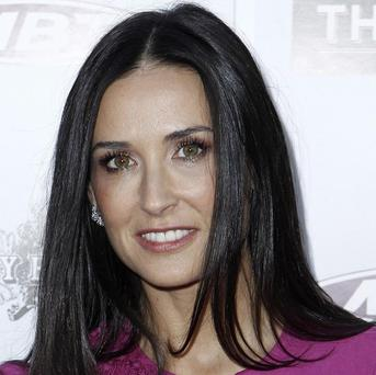 Demi Moore still feels like a child at heart