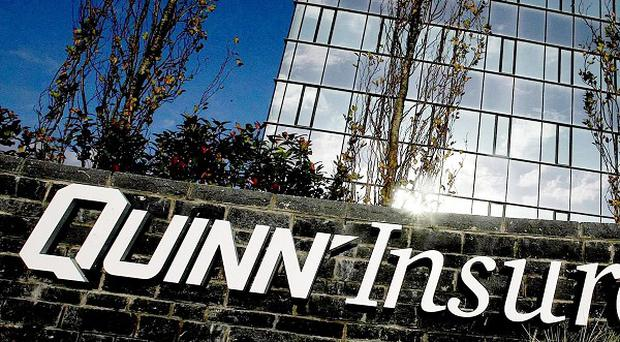 The offices of Quinn Insurance in Blanchardstown, Dublin