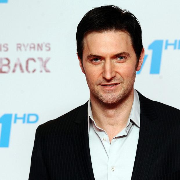 Richard Armitage said getting his character right in Strike Back was a challenge