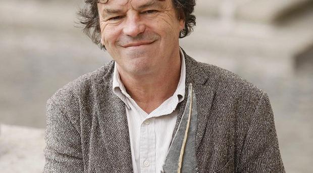 Oscar winning writer Neil Jordan