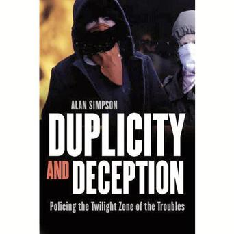 Duplicity and Deception, Alan Simpson