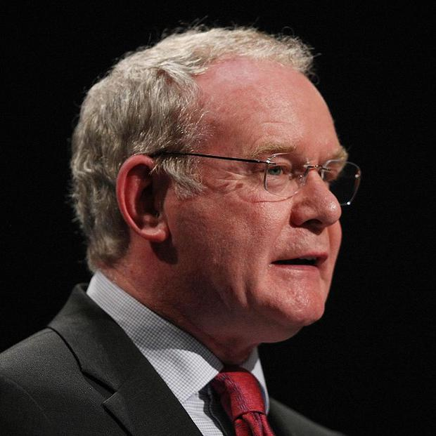 Martin McGuinness should lose his position as Deputy First Minister, according to Jim Allister