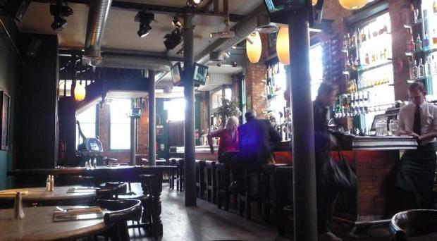 BAR TALK: The Union Street Bar and Restaurant serves up simple but satisying meals
