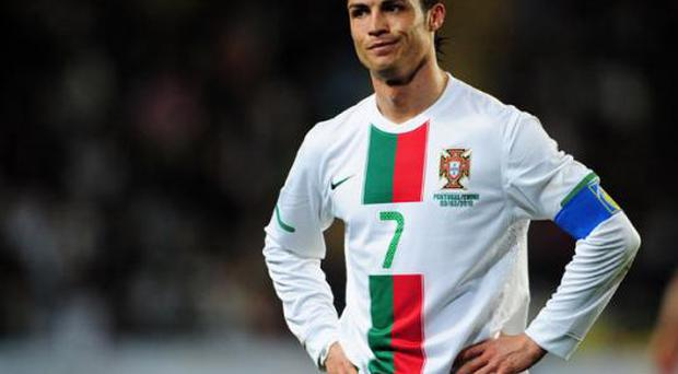 <b>Cristiano Ronaldo (Portugal)</b><br/> During his last couple of seasons at Manchester United, Ronaldo became the undisputed free-kick taker at Old Trafford. And he's continued as the favoured dead-ball specialist since moving to Real Madrid, despite a wealth of options. Ronaldo's technique is almost unique in that he appears to kick down on the ball, creating an unpredictable swerve almost impossible for goalkeepers to track. The speed of his free-kicks also allow for some long-range action.