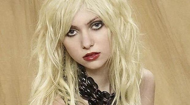 Taylor Momsen wants to be the female version of Kurt Cobain