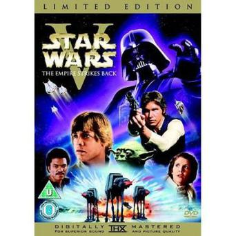 1. Star Wars: Episode V - The Empire Strikes Back (1980)