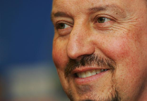 9th: Liverpool manager Rafael Benitez on £11 million