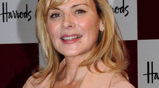 Kim Cattrall hand-picked Max Ryan to play her new love interest
