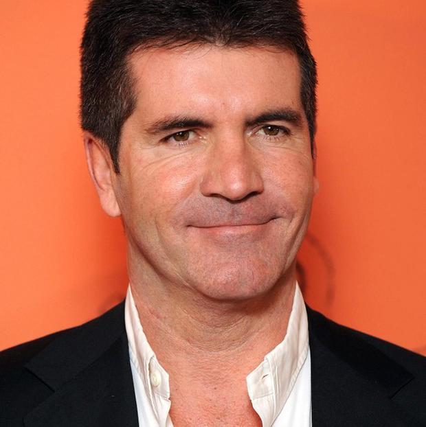 Tory leader David Cameron has won a big-name celebrity endorsement from TV talent supremo Simon Cowell