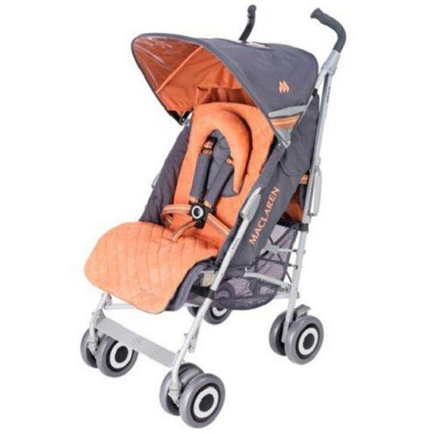 Buggy manufacturer Maclaren will compensate children hurt in its folding pushchairs